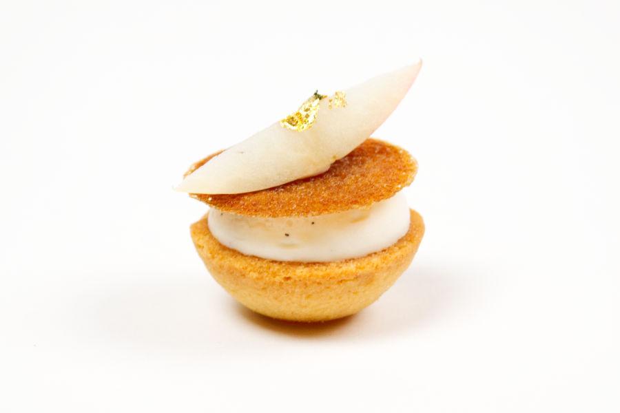Elegant Apple Tart Mignardises Recipe