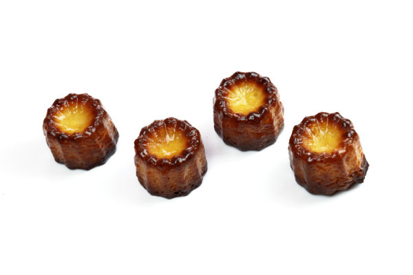 French Cannelés