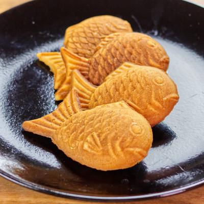 Taiyaki (Japanese Waffle)